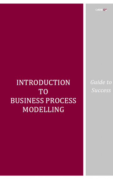 Supports BCS syllabus: 'Modelling Business Processes'
