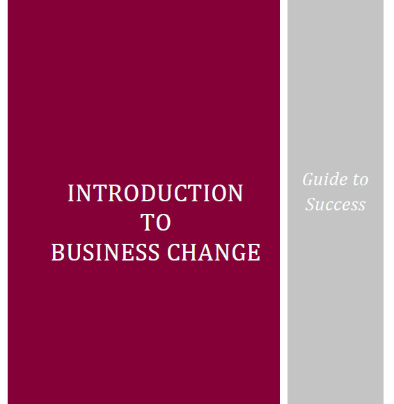 Introduction to Business Change